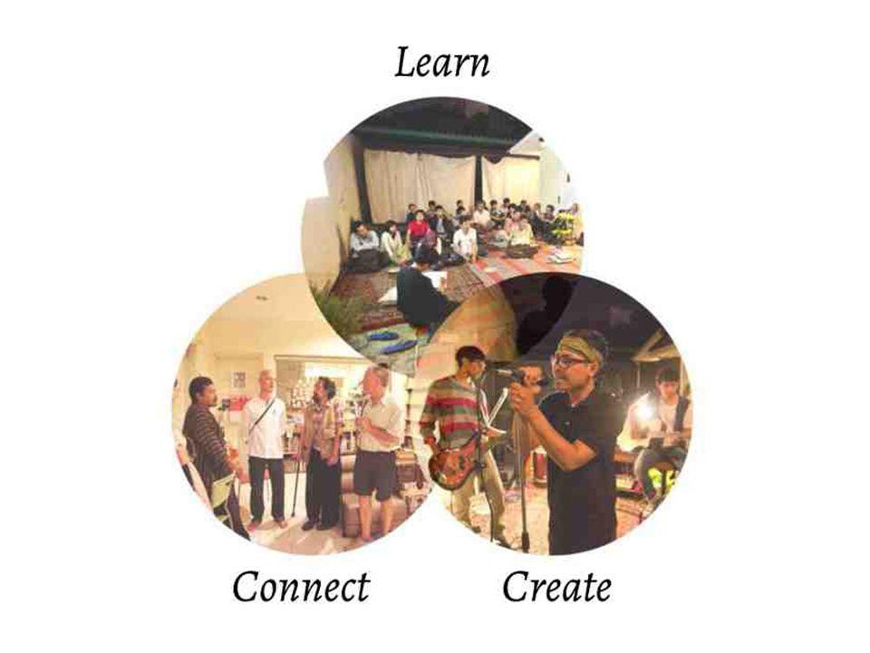 Bagaimana kita memetakan pengalaman, memetakan komunitas, memetakan individu.