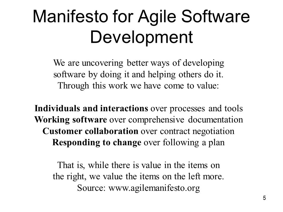 Principles behind the Agile Manifesto Continuous attention to technical excellence and good design enhances agility.