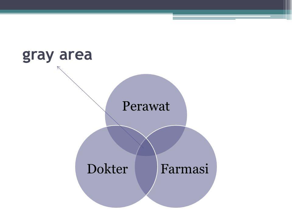 gray area Perawat FarmasiDokter