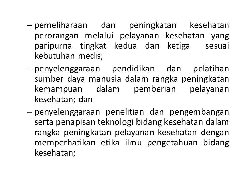 KLASIFIKASI Klasifikasi Rumah Sakit umum terdiri atas : – Rumah Sakit umum kelas A; – Rumah Sakit umum kelas B – Rumah Sakit umum kelas C; – Rumah Sakit umum kelas D.