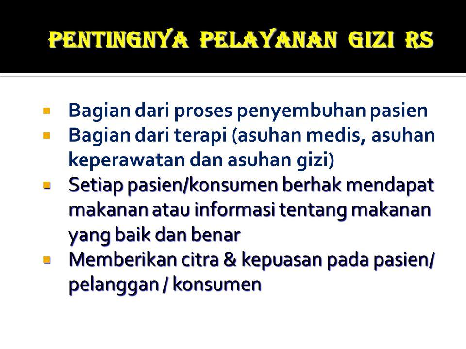 PP/KULIAH/MANAJ GIZi7 1.Pelayanan Gizi Rawat Jalan 2.