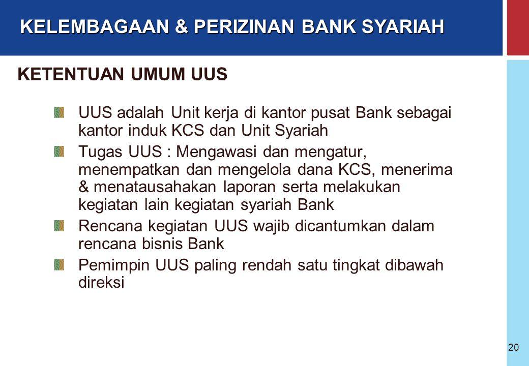 Bank Indonesia @ 2005 19 PBI No. 8/3/PBI/2006 tentang Perubahan Kegiatan Usaha Bank Umum Konvensional Menjadi Bank Umum yang Melaksanakan Kegiatan Usa