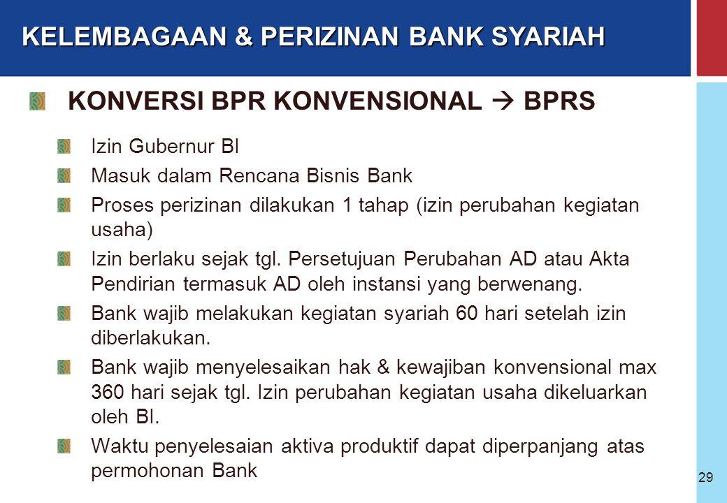 Bank Indonesia @ 2005 28 Izin Usaha yaitu izin yang diberikan untuk melakukan kegiatan usaha BPRS setelah persiapan pendirian telah selesai dilakukan