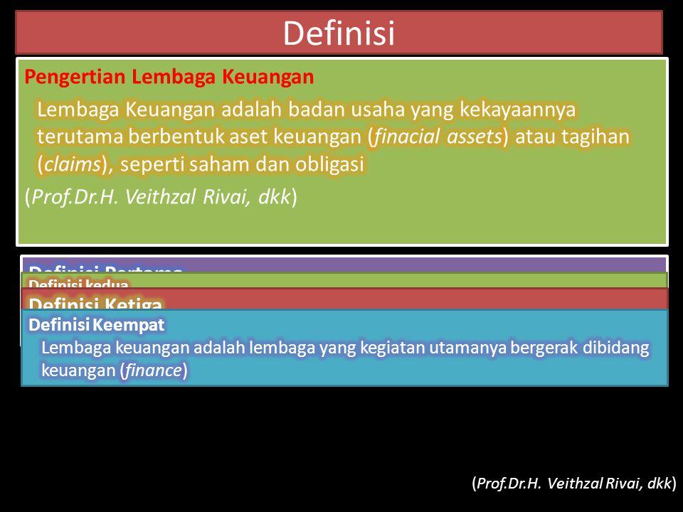 Definisi (Prof.Dr.H. Veithzal Rivai, dkk)