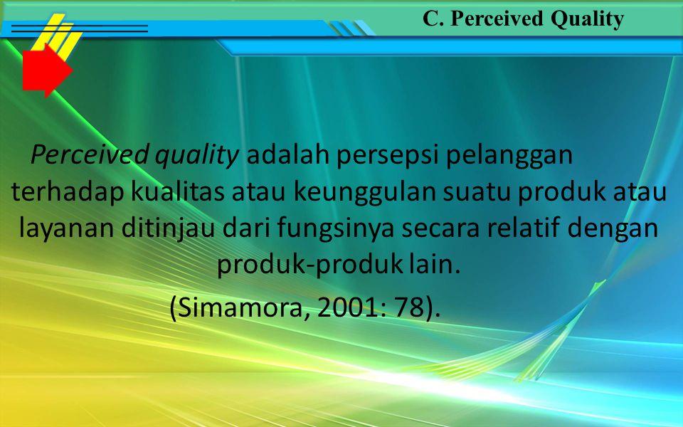 Menurut Simamora (2001: 82), asosiasi merek yang menciptakan nilai bagi perusahaan dan para pelanggannya juga dapat digunakan untuk : Membantu memproses / menyusun informasi Membedakan / memposisikan merek Membangkitakan alasan untuk membeli Menciptakan sikap / perasaan positif Memberikan landasan bagi perluasan