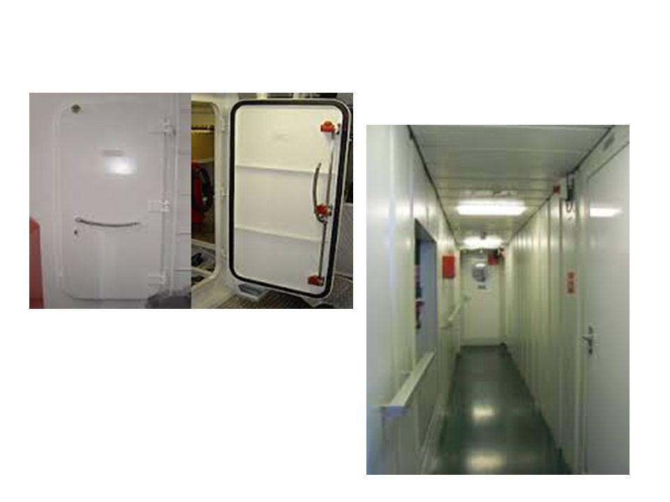 Prinsip Umum Workstasion di Kapal Prinsip utama adalah abk dapat bergerak relatif leluasa sehingga bisa menampilkan kinerjanya dengan mudah dan baik Jarak ruangan yang tidak terlalu sempit (koridor antar ruangan, tempat tidur.