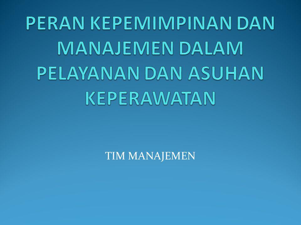 TIM MANAJEMEN