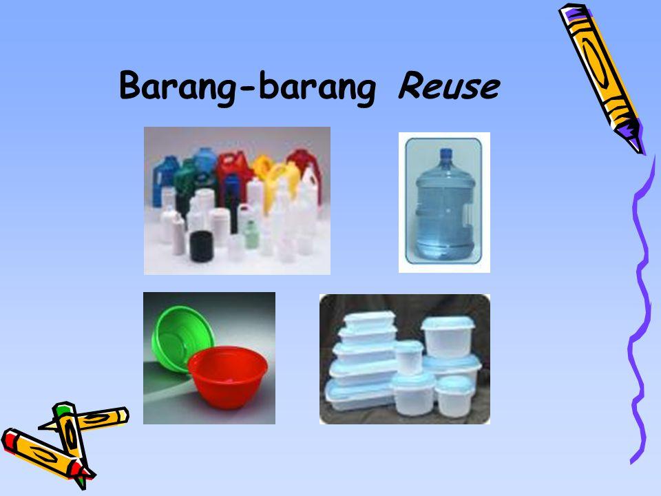 Barang-barang Reuse