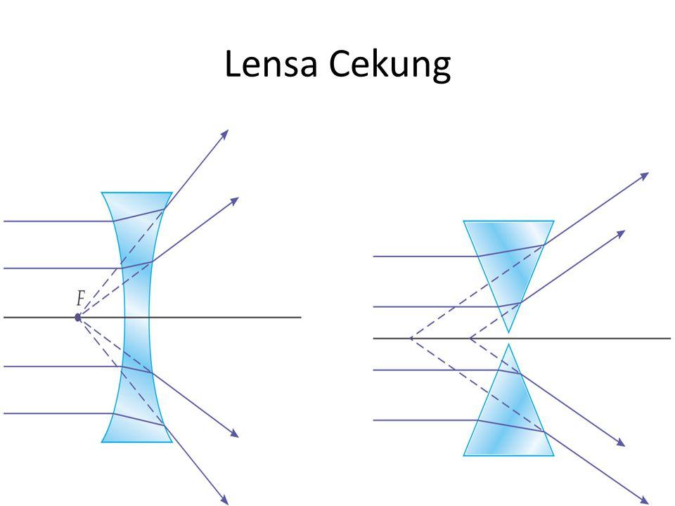 Lensa Cekung