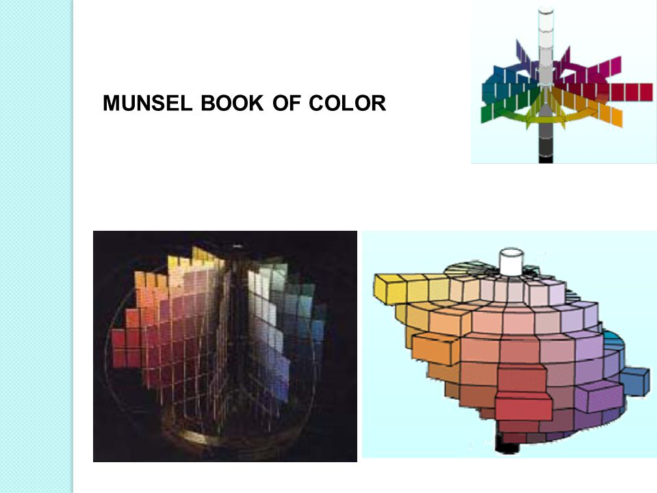 MUNSEL BOOK OF COLOR