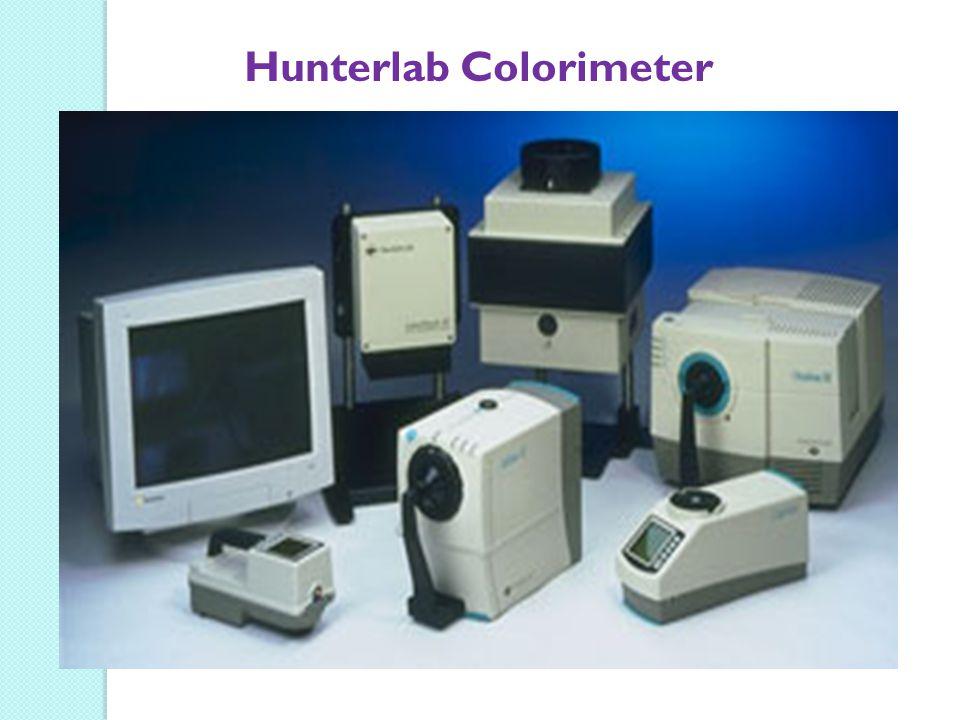 Hunterlab Colorimeter