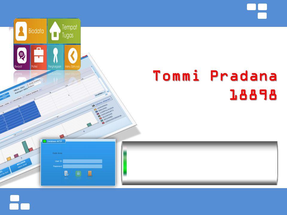 Kementerian Pendidikan dan Kebudayaan Badan PSDMPK dan PMP Tommi Pradana 18898 Tommi Pradana 18898