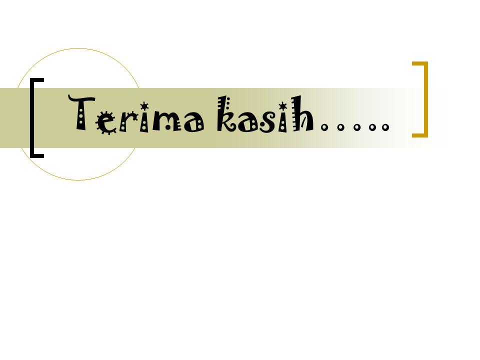 Anggota timnya… Amelia Hanum Pasha (5925) Astika Widiyanti (5847) Eka Yuni ( Kinanthi R (6011) Lalik Aswinarti (5989) Miranda (6049) Reni Haryani (6041)