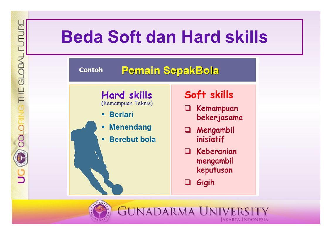 Beda Soft dan Hard skills