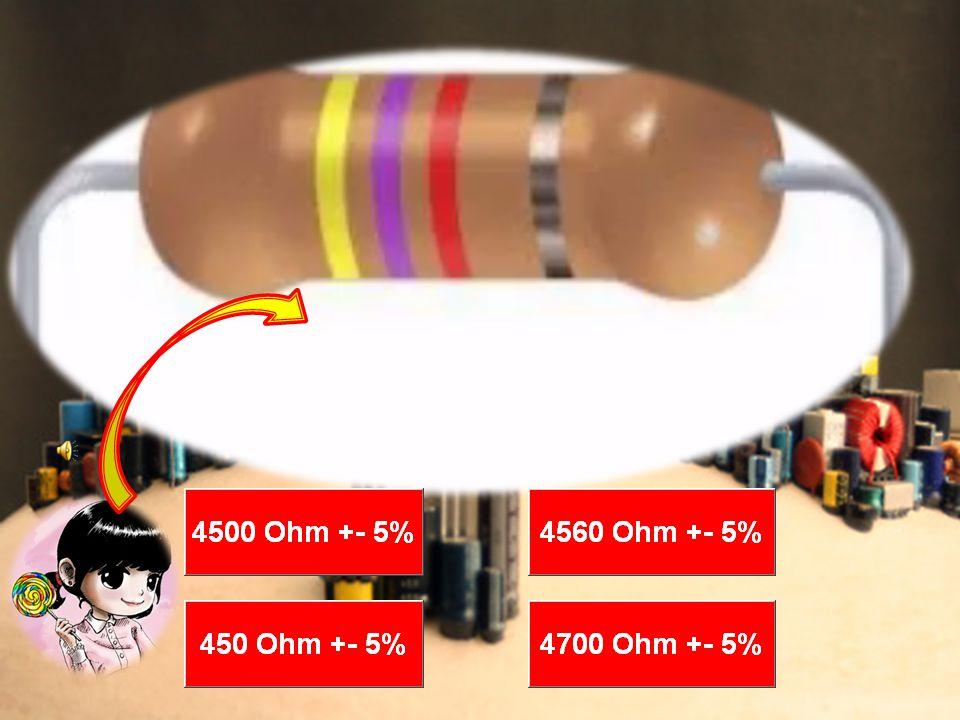 Berapakah nilai Resistor itu