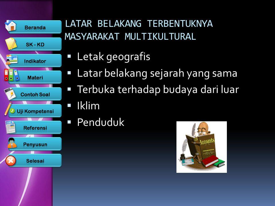 SECARA GARIS BESAR KELOMPOK ETNIS YANG ADA DI INDONESIA ADALAH SBB: PULAU SUMATERA MELAYU BATAK JAMBI MENTAWAI BENGKULU MINANGKABAU NIAS ACEH DIDIAMI OLEH SUKU LAMPUNG palembang