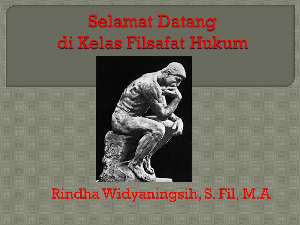 Rindha Widyaningsih, S. Fil, M.A