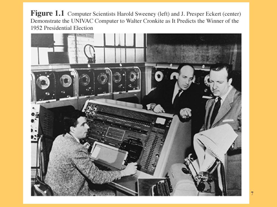 8 Multitasking Revolusi komputer IBM pada pertengahan 1960 dengan meluncurkan komputer IBM jenis System/360 Komputer ini pertamakali telah menerapkan multiple processing tasks