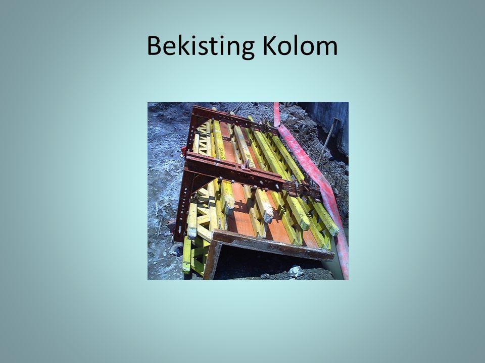 Bekisting Kolom