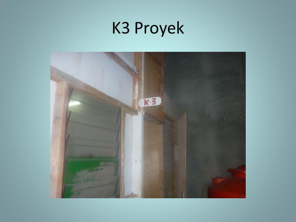 K3 Proyek