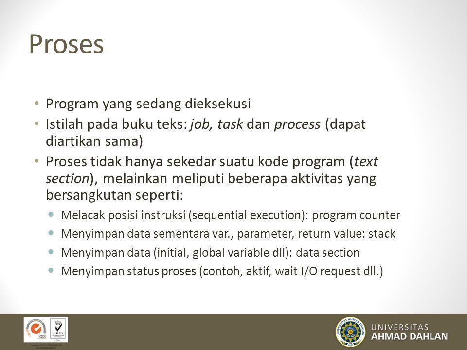 Manajemen Proses Pertemuan 3