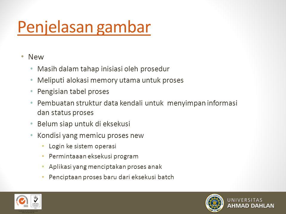 Diagram Status Proses 7