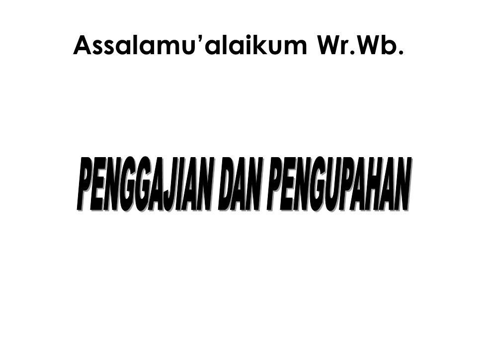 Assalamu'alaikum Wr.Wb.