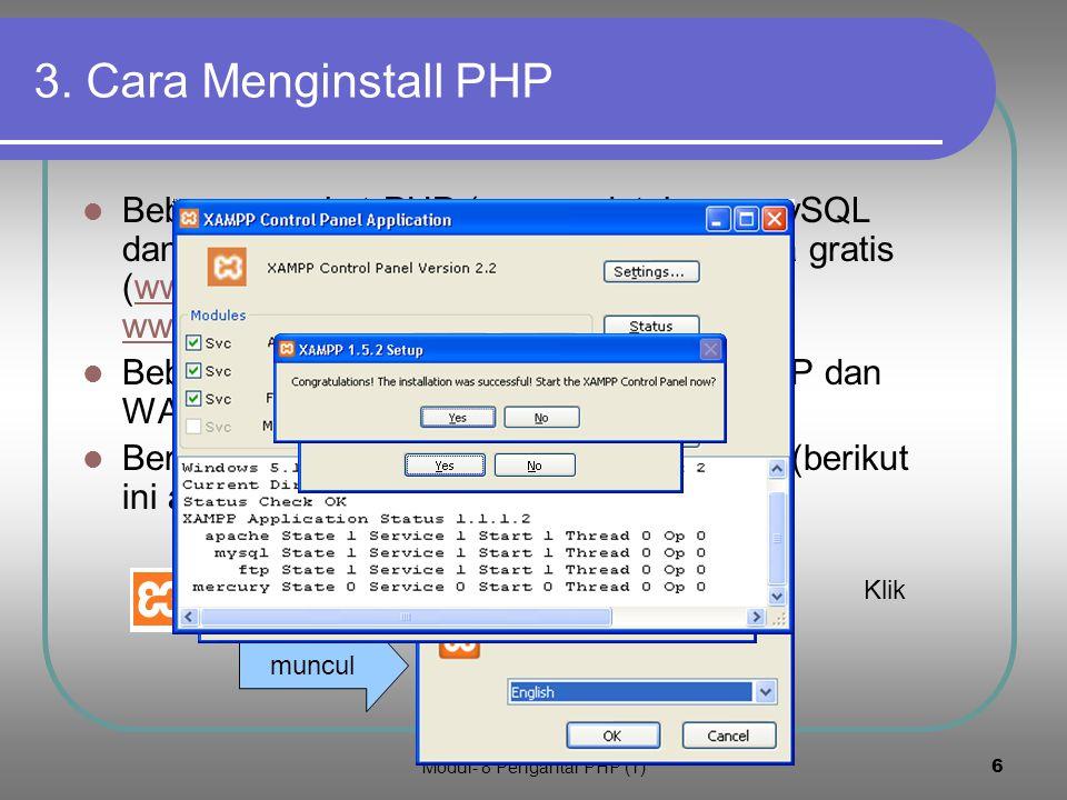 Modul- 8 Pengantar PHP (1)5 2.