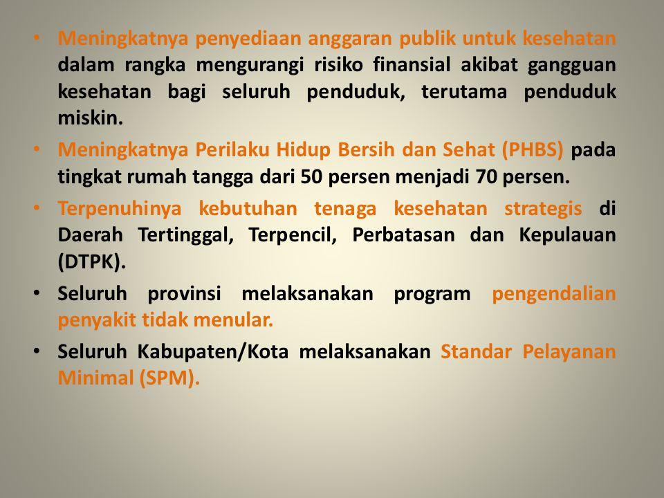 Penentuan jumlah dan jenis fasilitas pelayanan kesehatan dilakukan oleh pemerintah daerah dengan mempertimbangkan: a.