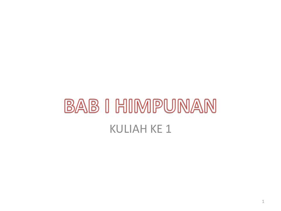 KULIAH KE 1 1