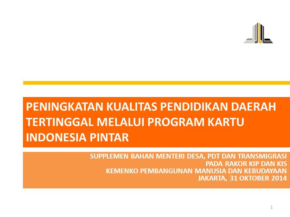 KRITERIA PODES Lembaga Pendidikan formal terdiri dari : TK/sederajat, SD, SMP, SMU, SMK, Akademi, dan SLB.