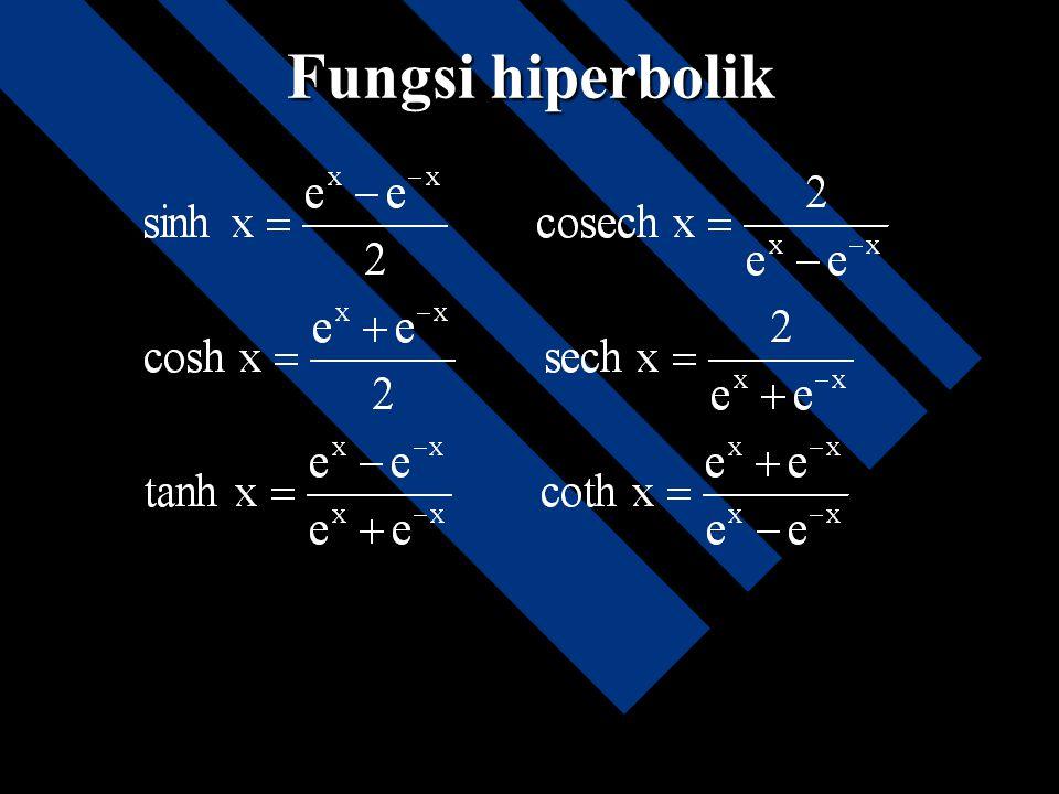 hukum Sinus. hukum Cosinus a2 = b2 + c2 - 2bc cos  b2 = a2 + c2 – 2ac cos  c2 = a2 + b2 - 2ab cos 