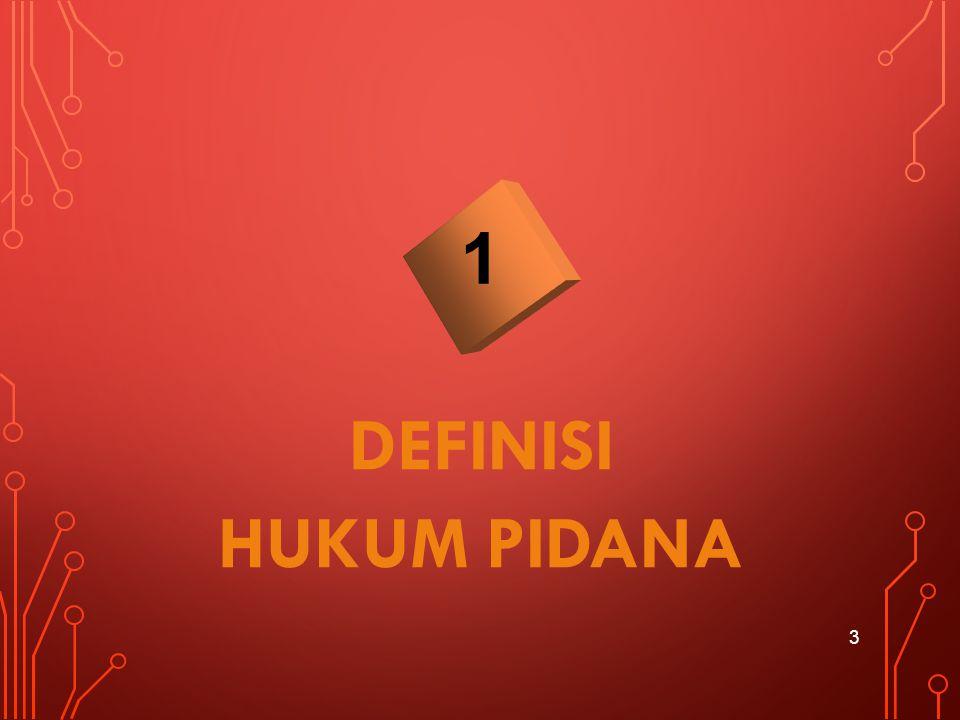 DEFINISI HUKUM PIDANA 3 1