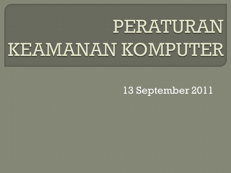 13 September 2011