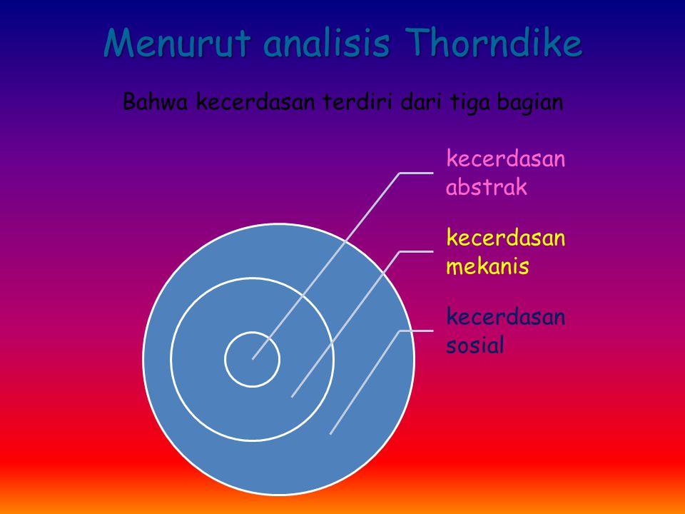 Kritik dari teori kecerdasan majemuk  Beberapa kritikus teori kecerdasan berpendapat bahwa penelitian yang dilakukan Gardner tidak didasarkan pada pe