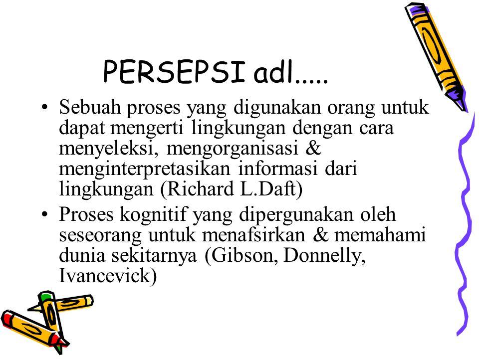 PERSEPSI adl.....