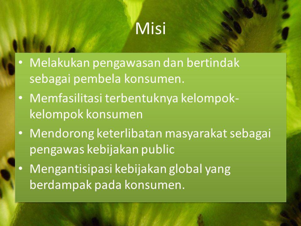 Kesimpulan YLKI merupakan salah satu lembaga yang menaungi aspirasi konsumen Indonesia, dalam memilih produk.