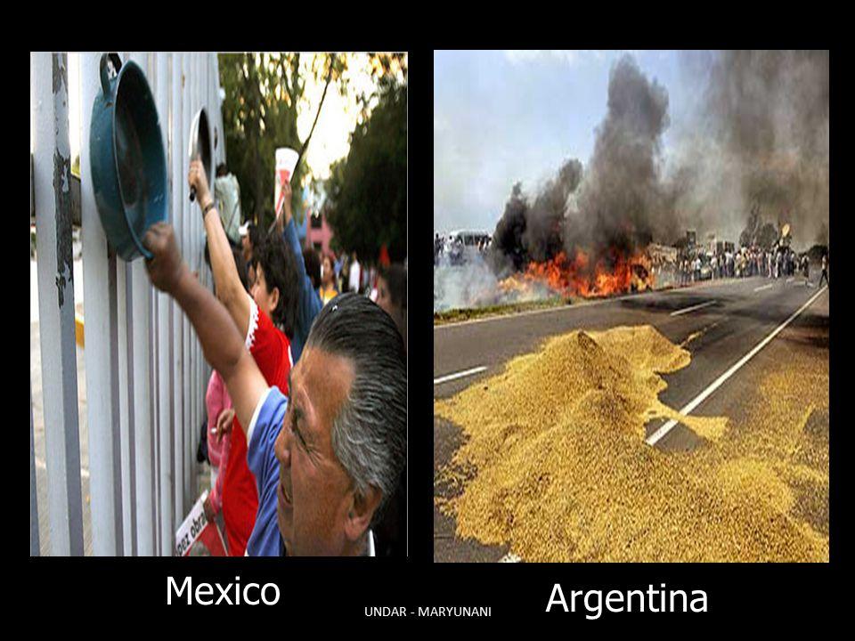 Mexico Argentina UNDAR - MARYUNANI