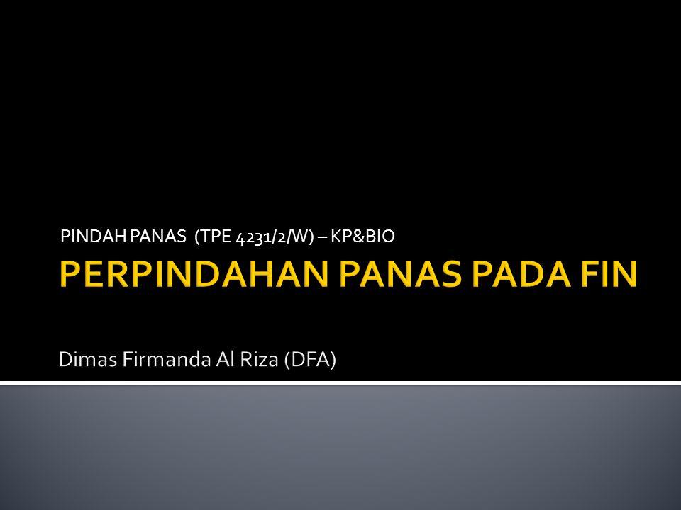 PINDAH PANAS (TPE 4231/2/W) – KP&BIO