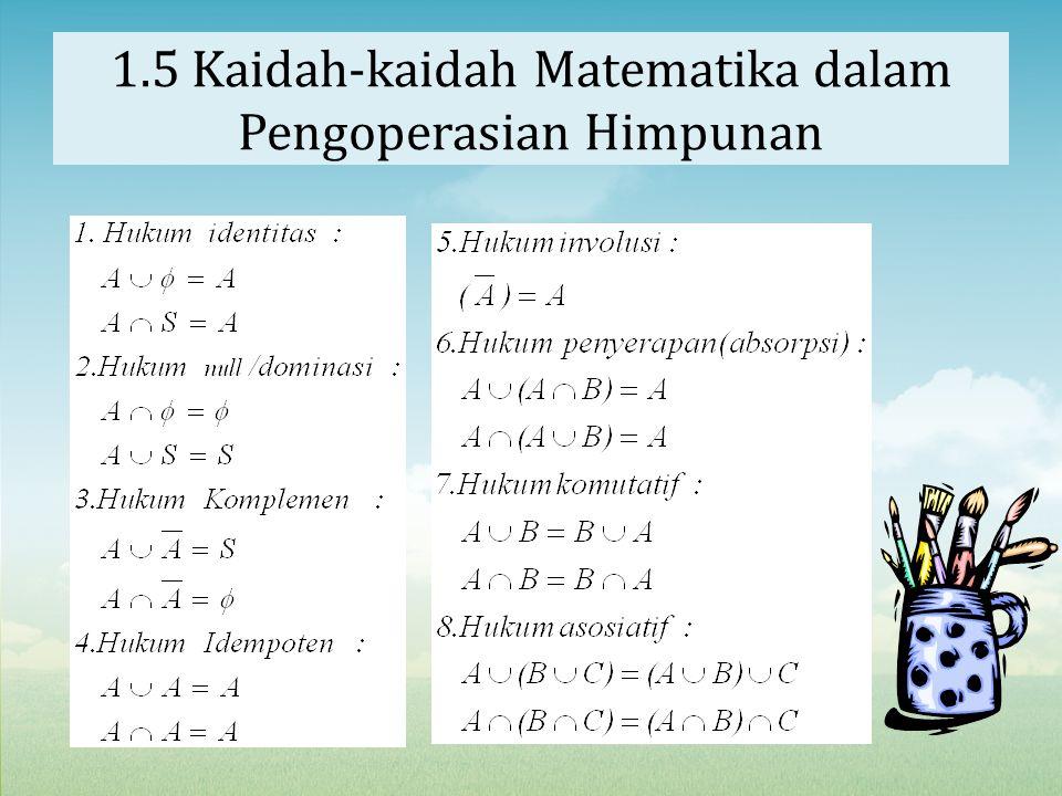 Contoh : 2 Jawab : [CARA I] 2 diubah dahulu menjadi pecahan biasa.