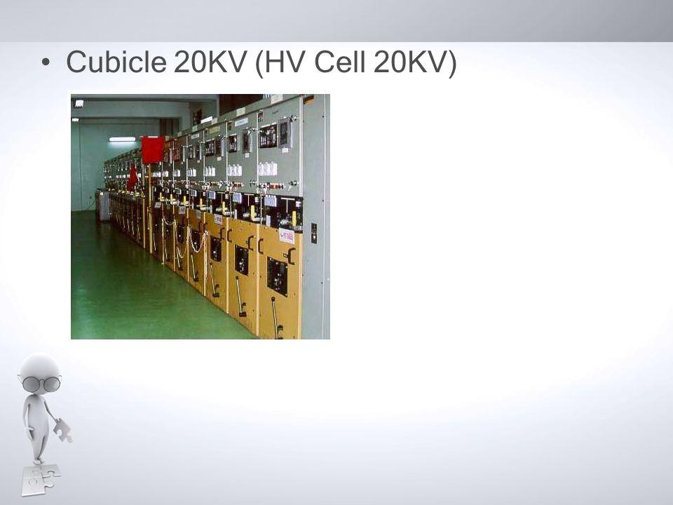 Cubicle 20KV (HV Cell 20KV)