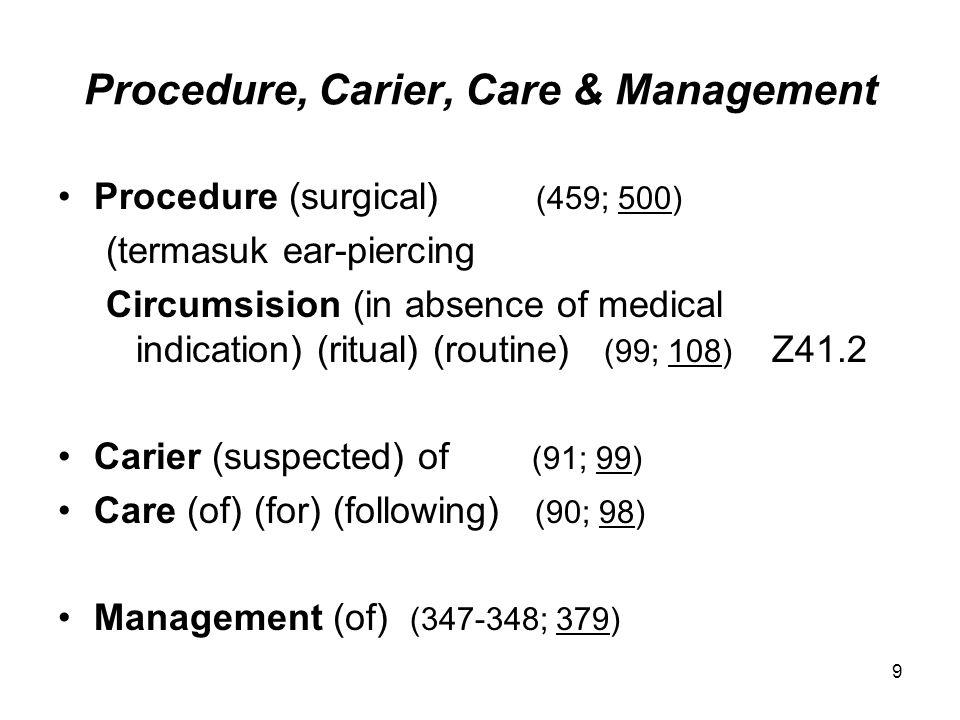 Repair, Replacement, Removal, Screening, Test & Vaccination Repair (475; 516) : memperbaiki jaringan parut.