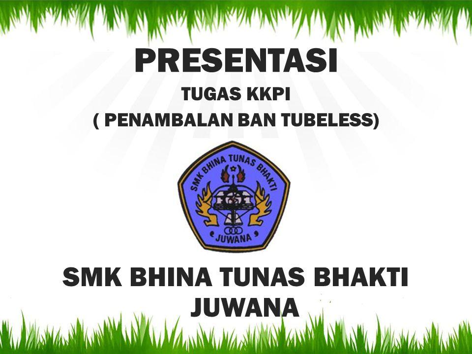 Presentator Nama : Zainal Arifin Kelas : XII TKR 1 No : 41