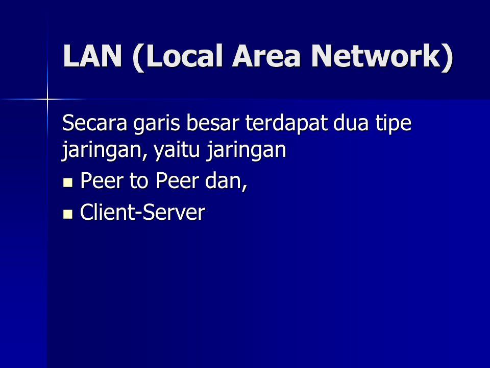 Jaringan Hybrid Dengan Router dan Access Point Wireless