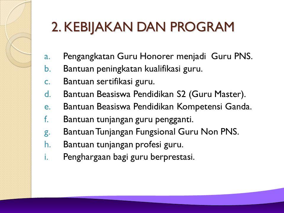 Tabel 4 Jumlah Tenaga Honorer Yang Diusulkan ke BKN Berdasarkan Status Registrasi di BKN