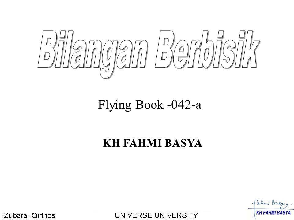 KH FAHMI BASYA Flying Book -042-a