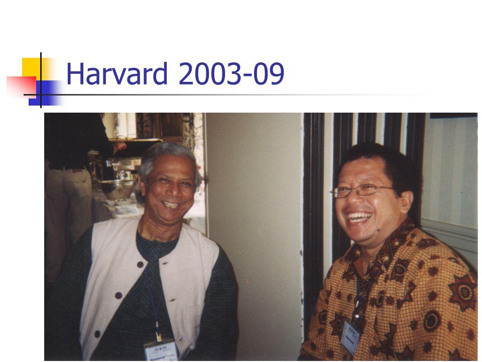 Harvard 2003-09