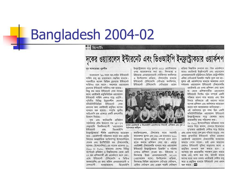 Bangladesh 2004-02