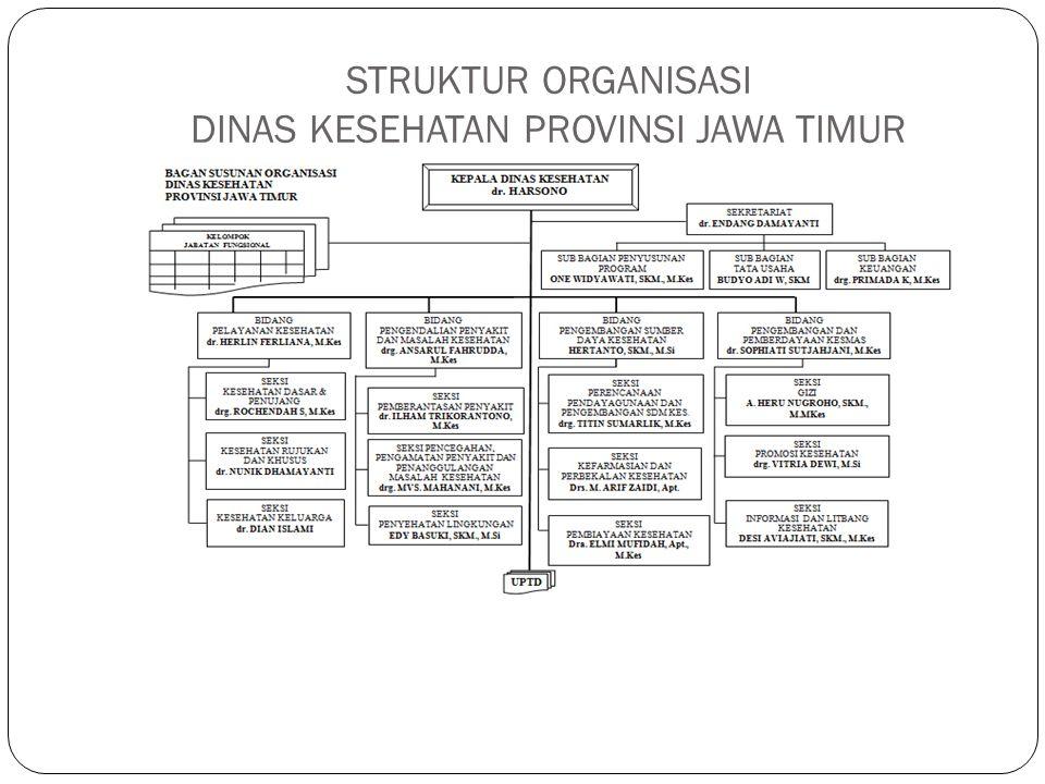 Proses Penganggaran Bersumber APBD di Dinas Kesehatan Provinsi Jawa Timur (DPA PERUBAHAN) P-APBD