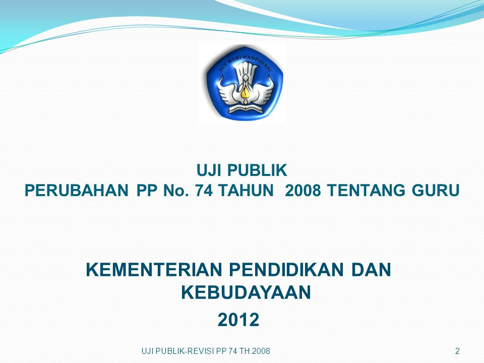 No urut 8: Penambahan Pasal 15 ayat (1a) Penjabaran guru tetap yang diangkat Pemerintah, pemerintah daerah, atau kepala satuan pendidikan.